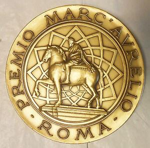 Caricamento Dellu0027immagine In Corso Medaglia Premio  Marc Aurelio Roma Misura Diametro Cm