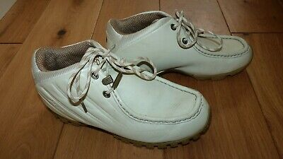 FUBU Vintage Leather Baseball Boots