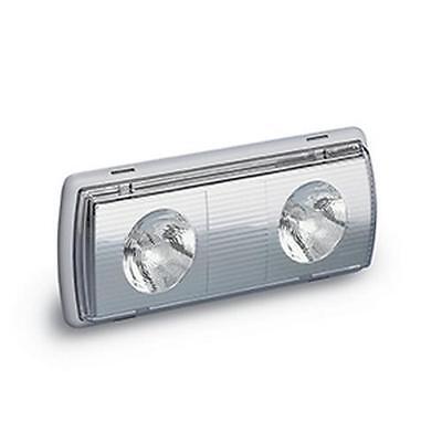 LAMPADA DI EMERGENZA LED 11W 10 LED SMD IP42 REST MODE