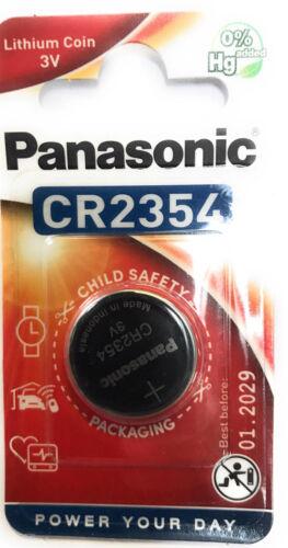 20 x Panasonic CR2354N CR 2354 N mit Absatz Lithium 3 V Batterie Blister 560mAh