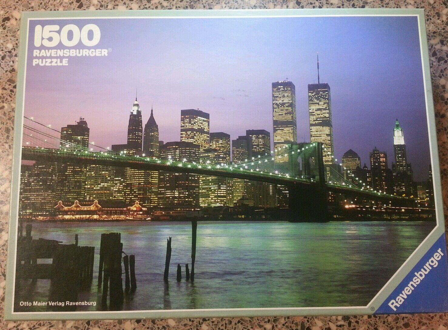 Ravensburger Puzzle  Skyline von New York
