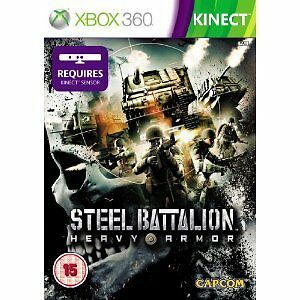 Steel-Battalion-Heavy-Armor-Microsoft-Xbox-360-2012-Brand-New-amp-Sealed-Pal