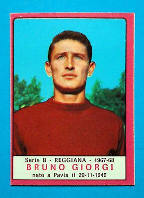 FIGURINA CALCIATORI PANINI 1966-67-REGGIANA-FOGAR