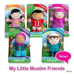Interactive-Talking-Islamic-Doll-My-Little-Muslim-Friends-Desi-Doll-Toys-Eid