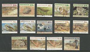 1 Set 1992 - 98 Australian Wildlife (1st Série) (112)-afficher Le Titre D'origine Confortable Et Facile à Porter