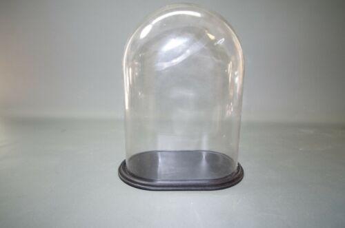 Glasdom Glasglocke Glassturz  Glosche   42 cm hoch x 32 cm x 21 cm  Uhrensturz