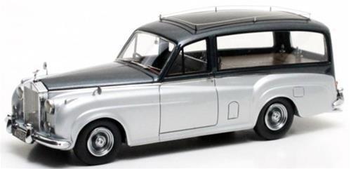 Rolls Royce Simpson & Slater Hearse 1957 Ed.Lim.Pcs 408 43 Matrix MX41705 -062