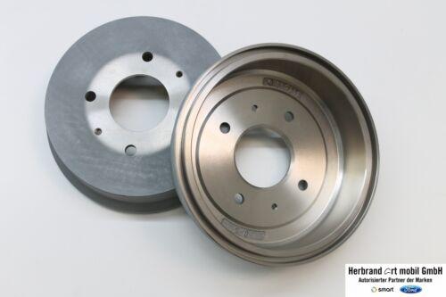 Original Smart forfour 454 Bremstrommelsatz rechts und links