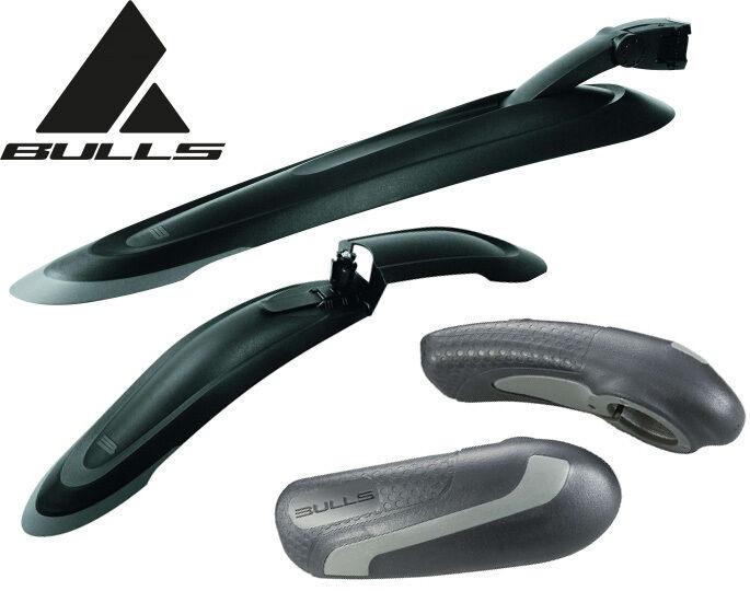Bulls Blade Set, 2627,5, prossoezione lamiere schutzblechset MTB  Barends