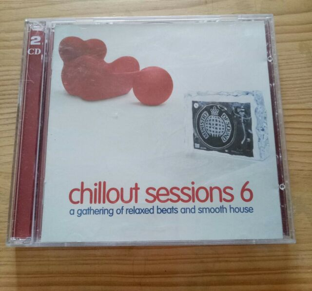 Chillout Sessions, Vol. 6 by Various Artists (CD, Oct-2004, Phantom Import Dist…