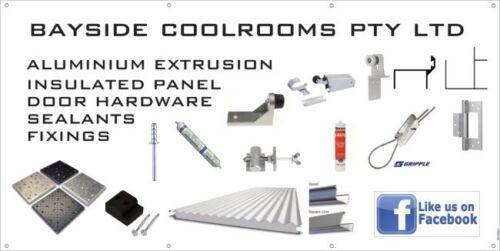 Coolroom Relief Port 150mm