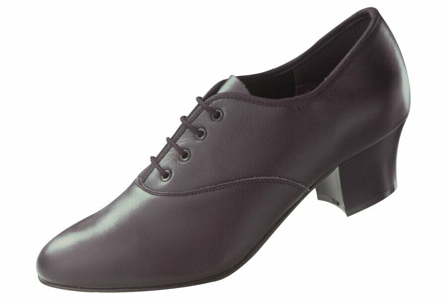 Freed LOX2 Ladies Leather Oxford Tap Shoes 9UK - NEW