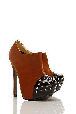 974 Pernos De Dedo Del Pie Cremallera Tobillo Zapatos Spike Botas tienda en línea innmark UK 3-8 EU 36-41