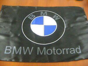 Bmw Logo 20x30 Flag Banner Show Garage Racing Shop Deco Motorcycle