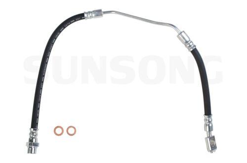 Brake Hydraulic Hose Rear Right Sunsong North America 2201546 fits 2000 BMW X5