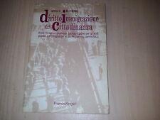 DIRITTO IMMIGRAZINE E CITTADINANZA-FRANCO ANGELI-2000-N. 3-ANNO II-RIVISTA
