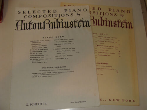 Rubinstein piano solo 1917 Beethoven Turkish March from Ruins of Athens arr
