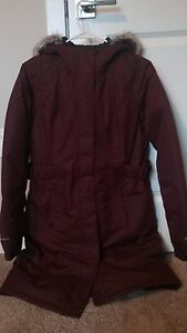 16ec32a360190 Image is loading Eddie-Bauer-SUPERIOR-Down-Stadium-Parka-Women-S-