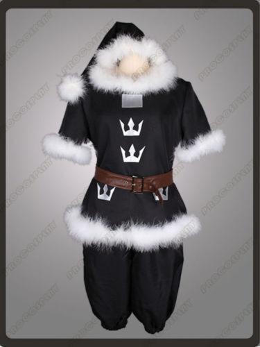 NEW Kingdom Hearts Sora Cosplay Costume*99