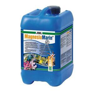 Jbl Magnesiumarin 5000 Ml - Magnésium Mg Marin 5l De Corail D'eau De Mer
