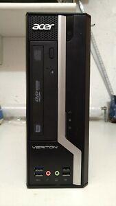 COMPUTER  ACER VERITON X4630G  SFF WIN 10 PRO