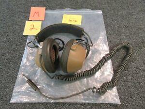 Koss-Headphones-Stereo-Receiver-K-6-Vintage-Brown