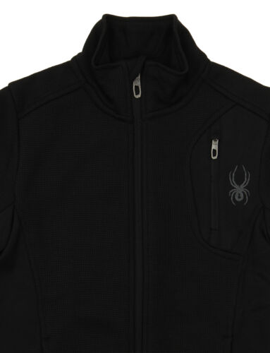 Spyder Youth Raider Full Zip Sweater Color Options