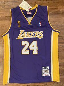 Kobe Bryant #24 Purple \u0026 Gold LA Lakers