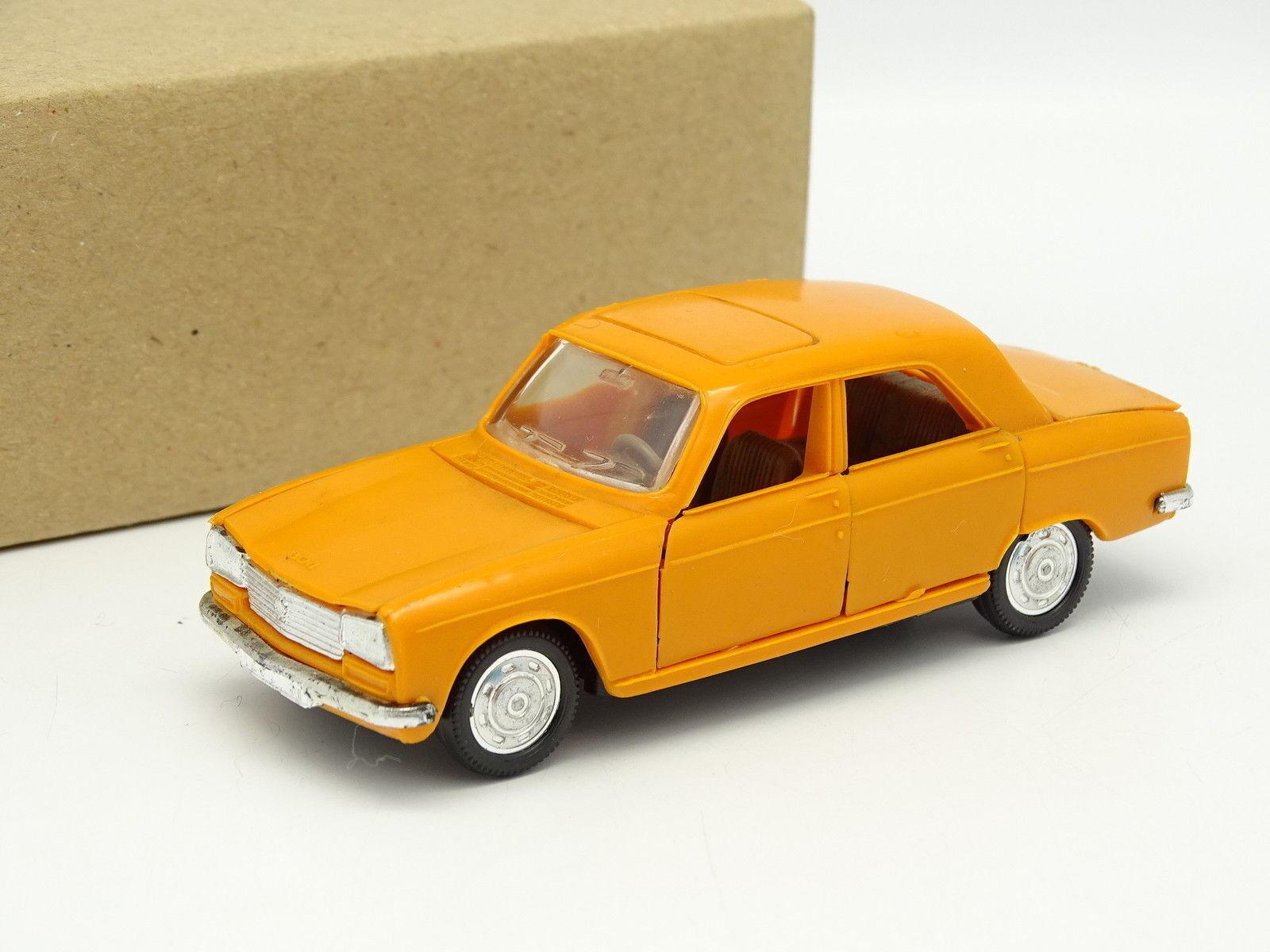 Norev SB 1 43  - Peugeot 304 Orange  approvisionnement direct des fabricants
