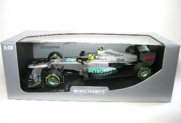 más descuento Mercedes AMG F1 F1 F1 W03 N ° 8 N. Rosberg Fórmula 1 2012  comprar marca