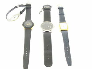 Quattro-orologi-di-marca-2x-Shepherd-Alpha-Saphir-Ricardo-MAI-INDOSSATA-prezzo-speciale