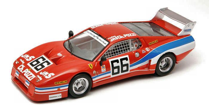 marca Ferrari 512 bb  66 53th 53th 53th 24 h Daytona 1979 Andruet dini ballot Lena 1 43 Model  el estilo clásico