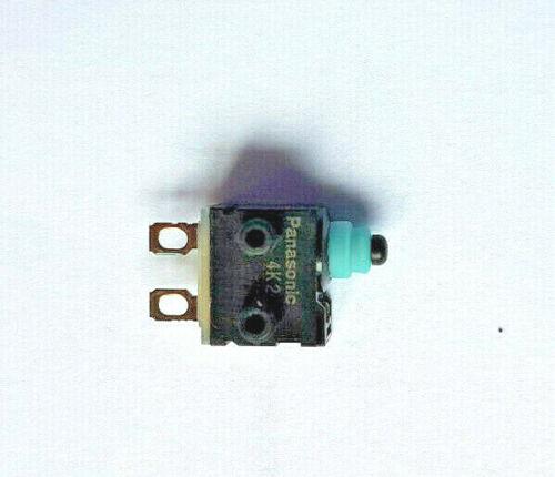 Asqm 17430 Interruptor Momentáneo Snap acción SPST-NO Panasonic 50MA 16V IP67
