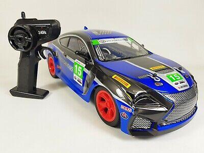 Factory Sealed R//C Fast line Subaru Impreza WRX R//C Car 2.4GHz Turbo