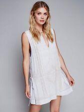 Free People Love Story Mini Embellished Dress-XS