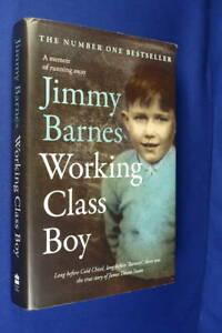 Signed-Book-WORKING-CLASS-BOY-Jimmy-Barnes-HC-Cold-Chisel-Australian-Rock-Music