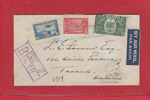 Special Delivery Air Mail Ottawa Sub #31 1942 Canada cover