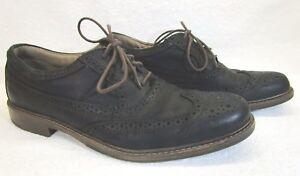 black church shoes