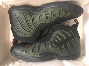Pro Nike Details 5y About Foamposite 644792 Gs Sequoia Posite Youth Sz Green Little 300 6 New Nn0m8wv