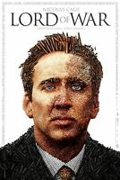 Sticker Autocollant Poster A4 Film Affiche/poster Lord Of War.