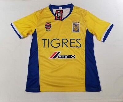 separation shoes 721b3 217f3 Tigres UANL soccer Jersey Futbol Liga Mx   eBay