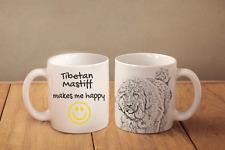 "Tibet-Spaniel - ein Becher ""Makes me happy"" Subli Dog, DE"