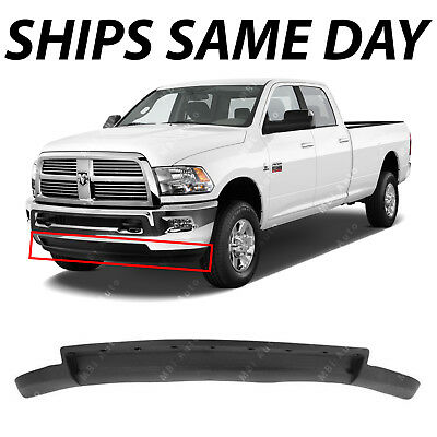 For 2010-2012 DODGE RAM 2500 3500 PICKUP FRONT BUMPER AIR DAM DEFLECTOR VALANCE