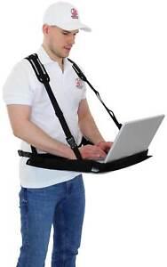 Laptop Supporter Inventur Notebook Supporter Laptop Bauchladen Laptop Halter