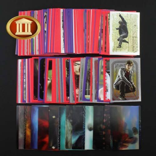 Harry Potter reliquias de la muerte parte 1 Panini sticker completamente