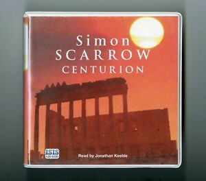 Centurion-by-Simon-Scarrow-Unabridged-Audiobook-13CDs