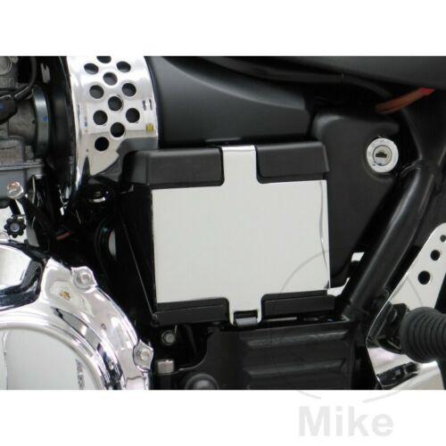 3 986MK Triumph America 865 2007 Chrome Battery Tray Cover