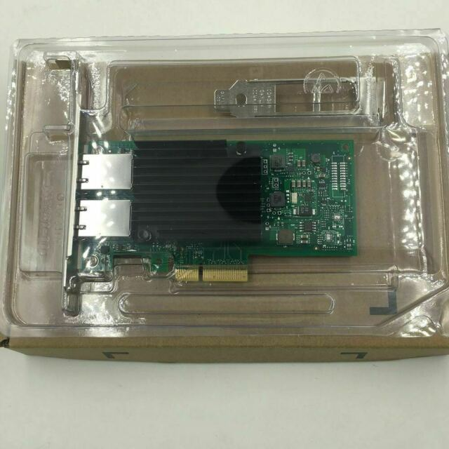 OEM X550-T2 10G Ethernet Server Adapter Converged Network Adapter Intel chip