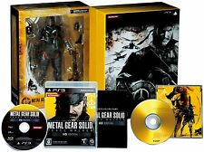 Used PS3 Metal Gear Solid: Peace Walker HD Edition Limited Edition Japanese Game
