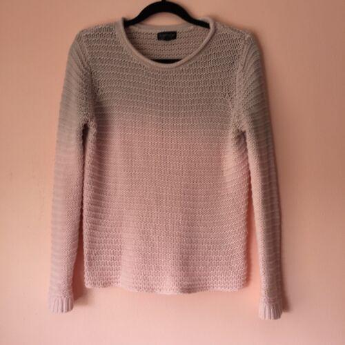 Topshop Sweater Topshop Knit Open Ombré Ombré gaXxS5nqwX
